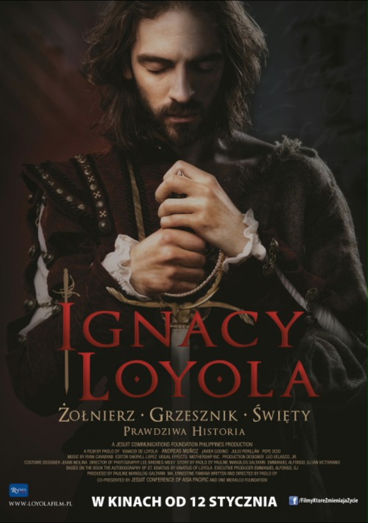 Ignacy Loyola plakat