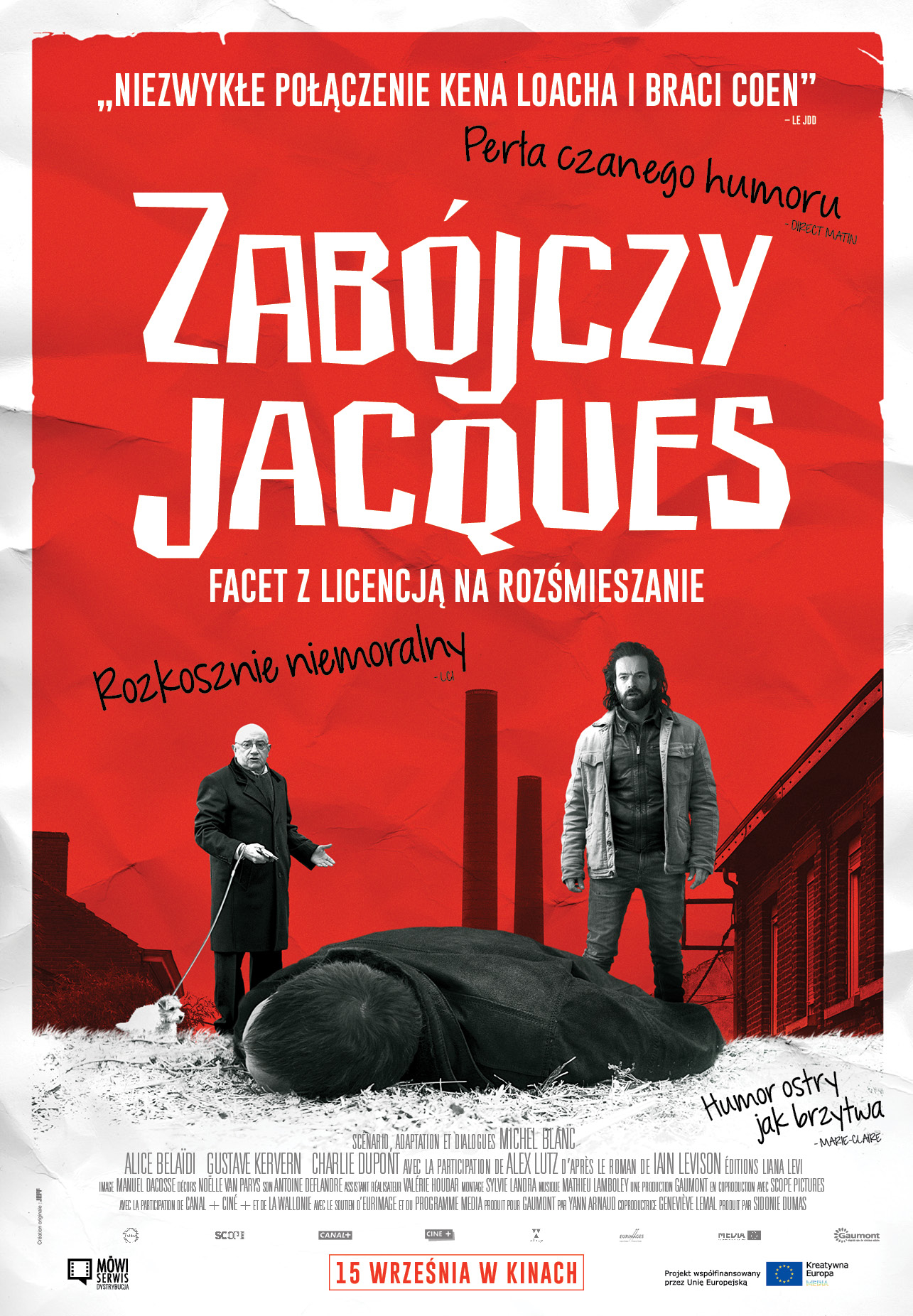 Zabojczy_Jacques_plakat_media