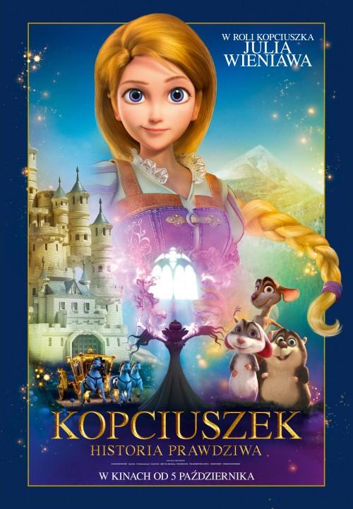 kopciuszek - plakat