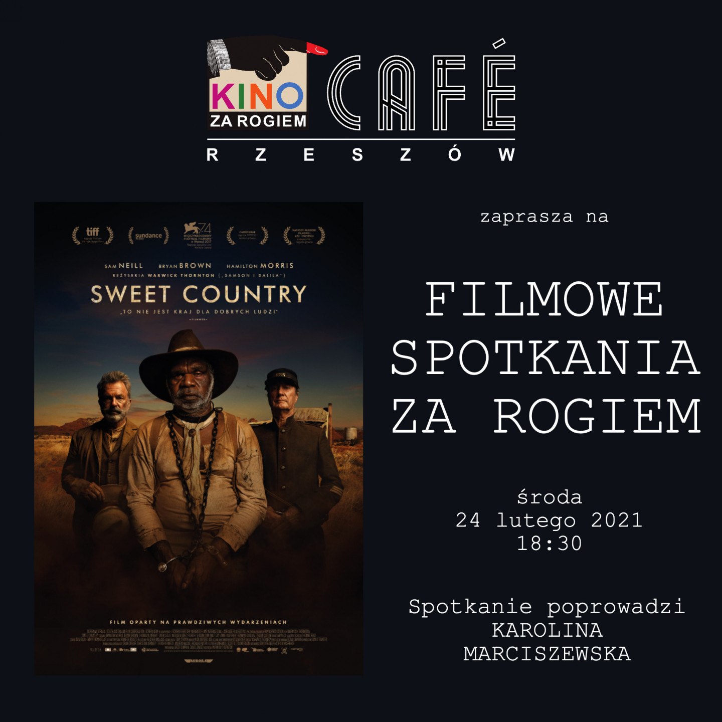 Sweet Country 24.02.2021